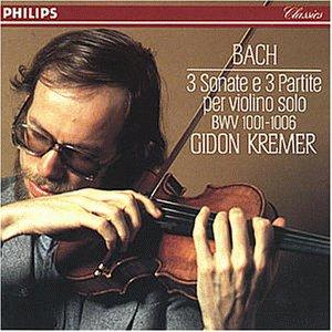 Die Sonaten und Partiten für Violine solo BWV 1001-1006