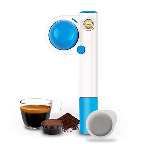 Handpresso Pump Pop Bleue 48268 Machine expresso portable et...