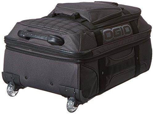Ogio Laptop-Trolley, Stealth (schwarz) - OG108226-36 Black Pindot