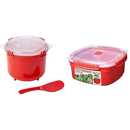Sistema Microwave Rice Cooker, 2...