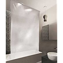 Estor de ducha (peva, 160 x 240 cm), diseño de gotas