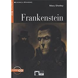 Reading & Training: Frankenstein + audio CD [Lingua inglese]