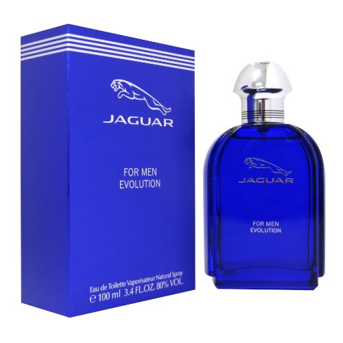 Jaguar For Men Evolution, Eau de Toilette spray da uomo, 100 ml