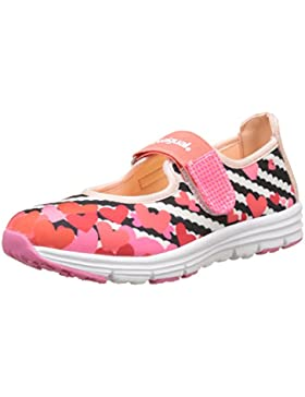 Desigual Mädchen Braided Sneakers