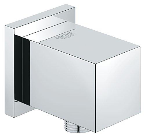 Preisvergleich Produktbild GROHE Euphoria Cube Brausen- und Duschsysteme (Wandanschlussbogen, passend zu Eurocube Armaturen) 27704000