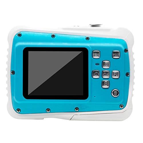 Altsommer Unterwasserkamera für Kids Unisex Männlich Weiblich, Wasserdichte Kamera Camera mit HD Unterwasser-Camcorder Action Kamera Camcorder 2.0 LCD Actionkamera Digitale Actionkamera Fp Lcd