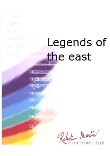 PARTITIONS CLASSIQUE ROBERT MARTIN TANAKA K    LEGENDS OF THE EAST ENSEMBLE VENTS