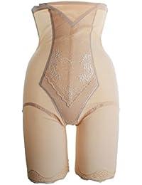 mujer de vientre de cintura alta que forma los pantalones/Sin prensar pantalones de plástico delgado cuerpo cadera lumbar/pantalones Slim