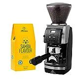 Bundle Mahlkönig | Vario Home | Elektr. Kaffeemühle | V3 | neueste Version + Moema Espresso Kaffee