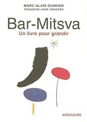 Bar-mitsva : Un livre pour grandir