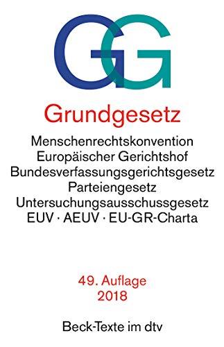 Grundgesetz por Various authors