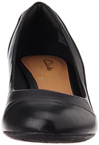 ClarksDenny Harbour - Scarpe stringate Donna Nero (Black Leather)