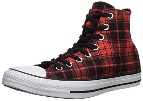 Converse Plaid Sneakers (Converse Men's Chuck Taylor All Star Plaid High Top Sneaker)