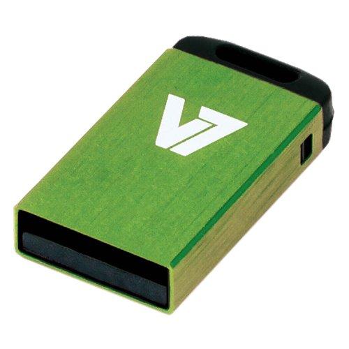 V7 Nano USB 2.0 Flash Drive 4GB - Memoria USB 2.0 de...
