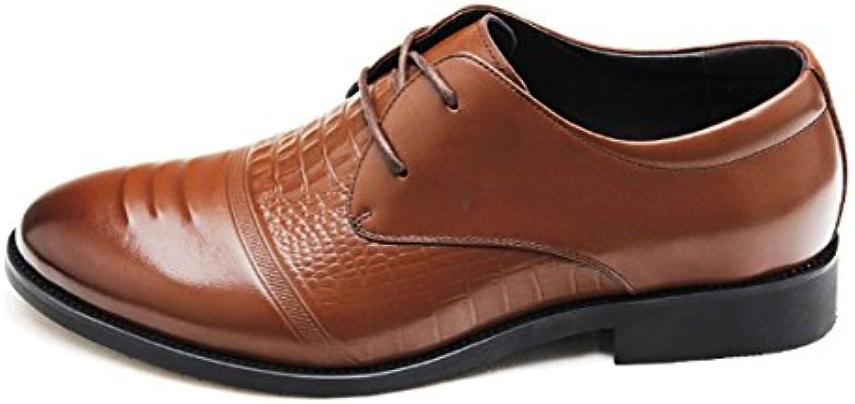 Oxford Schuhe Männer Lederschuhe England Schuhe Schnuumlrschuhe Spitze Schuhe Hochzeitsschuhe Geschäft Herbst  und