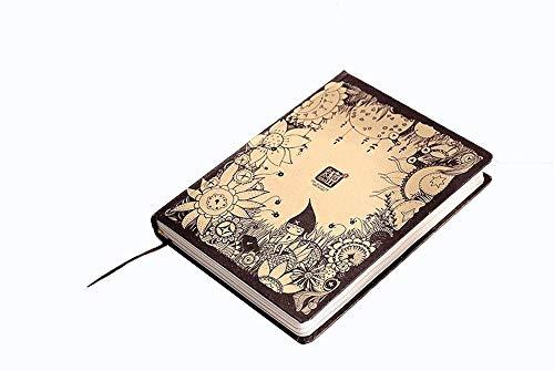 YWHY Taccuino Carino X'S Secret Diary Notebook Kawaii Pagine A Colori Con Copertina Rigida Blank Traveller Notepad