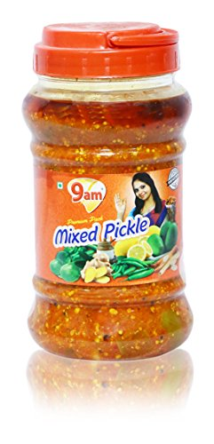 9am Mixed Pickle, 1 Kg