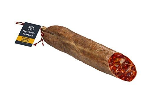 REDONDO IGLESIAS - Chorizo Ibérico de Bellota de Salamanca (500g aprox.)