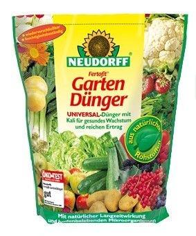 Neudorff Fertofit GartenDünger, 1kg