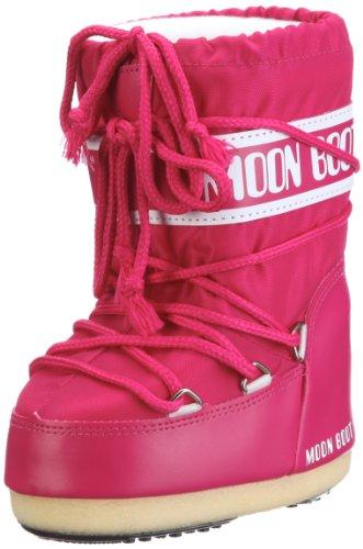 Moon Boot Nylon bouganville 062 Unisex 39-41 EU Schneestiefel