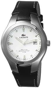 Lacoste -1.3510G.34 - Montre Homme - Quartz - Bracelet Cuir Noir