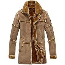 size 40 21d99 9a020 montone uomo cappotto - Amazon.it
