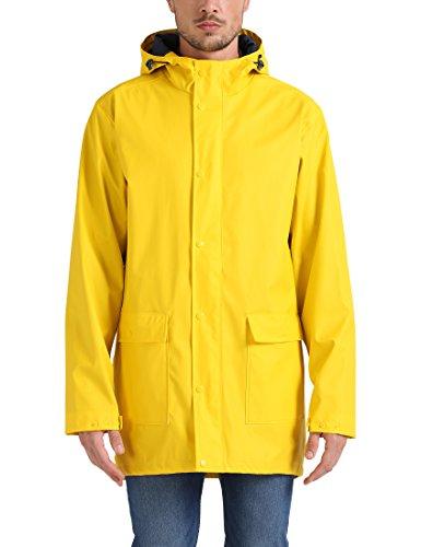 Chubasquero amarillo marinero para Hombre