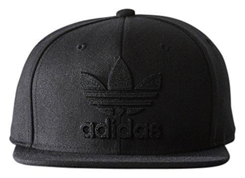 adidas Originals Men s Originals Trefoil Chain Snapback Cap f40948a39569