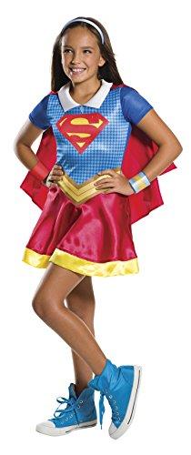 8l–Dekoration–bi-pack Klassische Supergirl–Wonder Woman, Größe L (Wonder Woman Dekorationen)