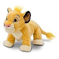 Disney The Lion King Simba Plush Toy -- 11