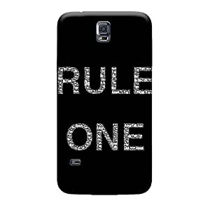 Digi Fashion Designer Back Cover with direct 3D sublimation printing for Samsung Galaxy S5