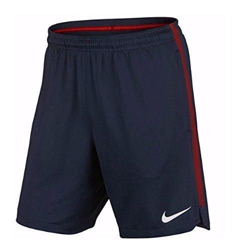 Nike performanceparis St. Germain Dry Squad – Pantalones cortos deportivos  – Midnight Navy/Rush