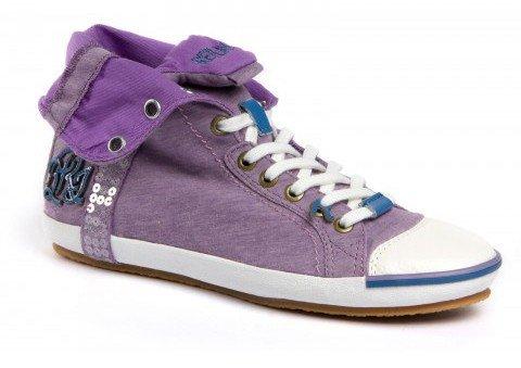 Replay  Brooke, Baskets mode pour homme Violet - Lavender