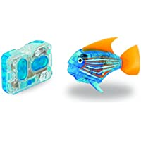 Aquabot Deco 3.0 Angelfish - Pesce con controllo remoto, colori assortiti