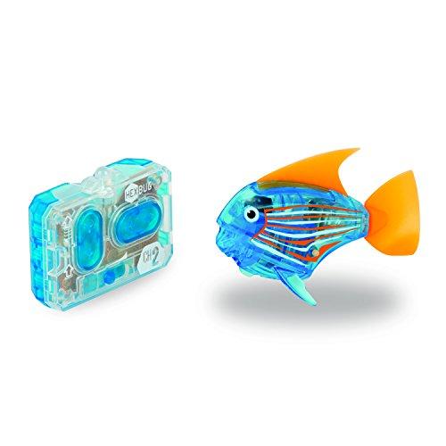 HEXBUG AquaBot Toy fish - juguetes de control remoto (LR44)
