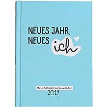 Odernichtoderdoch Kalender 2019 | Neues Jahr, neues Ich | Achtsamkeitskalender A6
