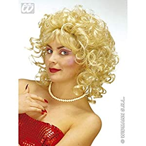 Blonde MILLY WIG - 50