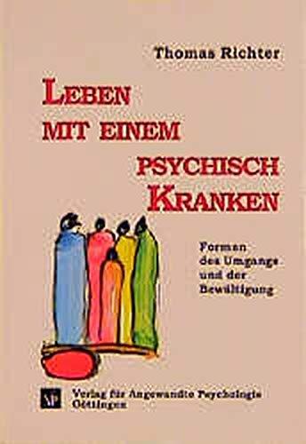 Cover »Leben mit einem psychisch Kranken«