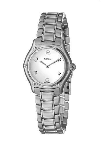 Ebel Ladies Watch 1911 Stainless Steel 9090211-10665P