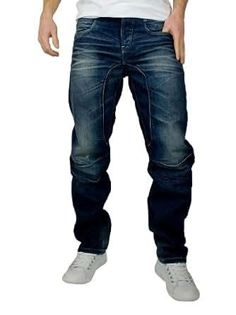 Voi Jeans - Bleu Balboa Jeans - Homme - Taille: 28W x 32L
