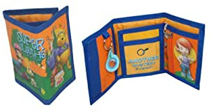 Trademark Collections My Friends Tigger and Pooh Tri-Fold Wallet