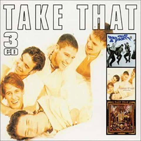 Take That & Party/Everything Changes/Nobody Else by Take That (2002-12-09)