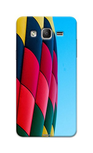 Tecozo Designer Printed Back Cover / Hard Case for Samsung Galaxy On5 Pro (Hot air balloon Design/Colourful) - Multicolor - D286  available at amazon for Rs.259