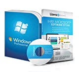 Original Microsoft® Windows 7 Professional (PRO) Lizenzschlüssel + Lizenza ISO CD / DVD für 32 und 64 bit Deutsch inklusive Workstation 2016 für Office