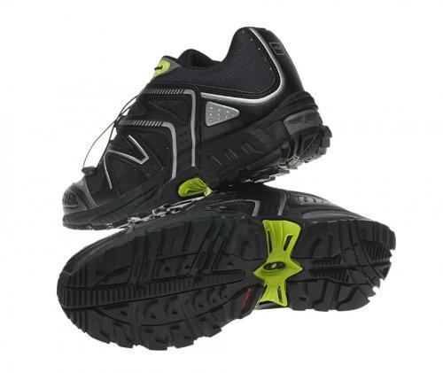 Black Salomon Magma Tex Gtx Green Trail pop Gore Runningschuh asphalt AOAYFq