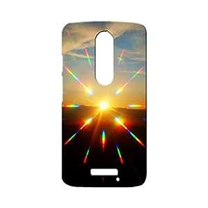G-STAR Designer Printed Back case cover for Motorola Moto X3 (3rd Generation) - G0477