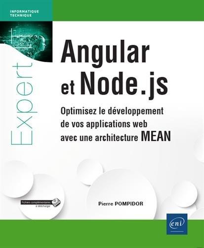 Angular et Node.js - Optimisez le dével...
