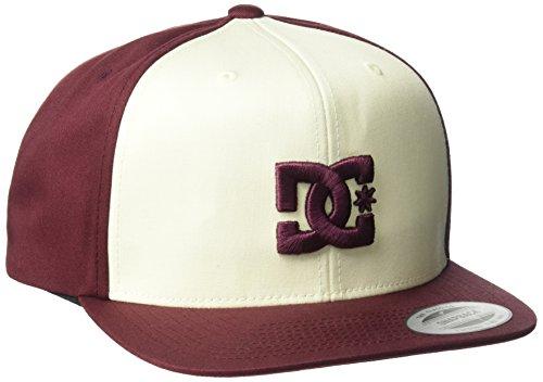 Hat 3d-puff (DC Shoes Herren Cap Snappy M Hat, Desert Storm, 0, ADYHA00058-SEW0)