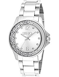 Liu Jo LJW-TLJ1002 - Dancing - Orologio Donna con bracciale in acciaio  inossidabile c3a8391c3cb
