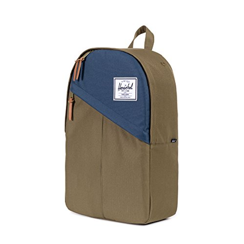 Herschel Casual Daypack (), Sac Adulte Mixte Multicolore - Army/Navy